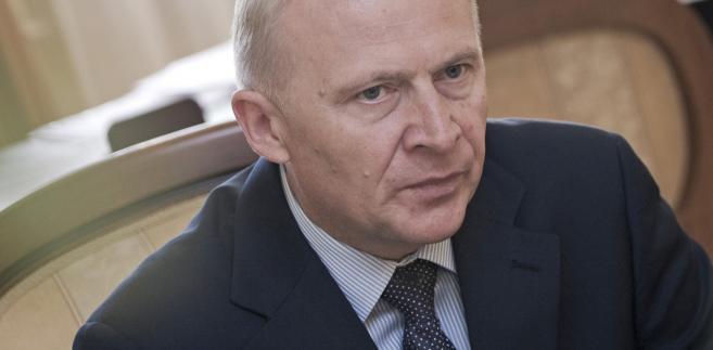 Czesław Mroczek, sekretarz stanu w Ministerstwie Obrony Narodowej