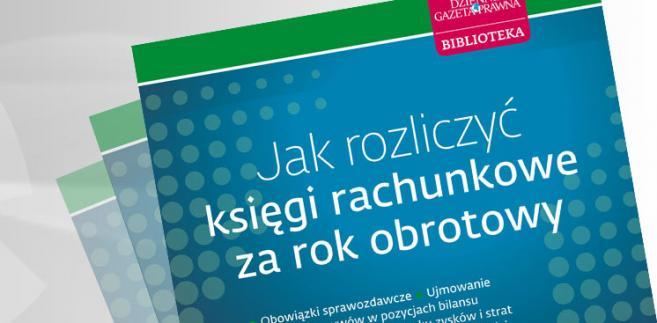 e-book: Jak rozliczyć księgi rachunkowe za rok obrotowy