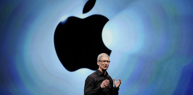 Szef Apple'a najchętniej trafiłby do więzienia, bo byłoby to wspaniałą promocją jego firmy.