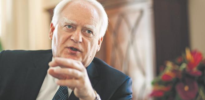Olgierd Dziekoński (fot. Łukasz Kamiński/KPRP)