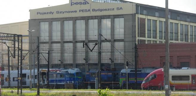 Pojazdy Szynowe PESA Bydgoszcz