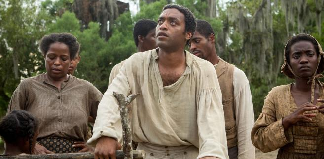 """Zniewolony. 12 Years a Slave"" Chiwetel Ejiofor"