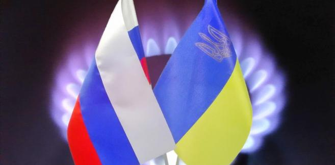 Ukraina Rosja Gaz