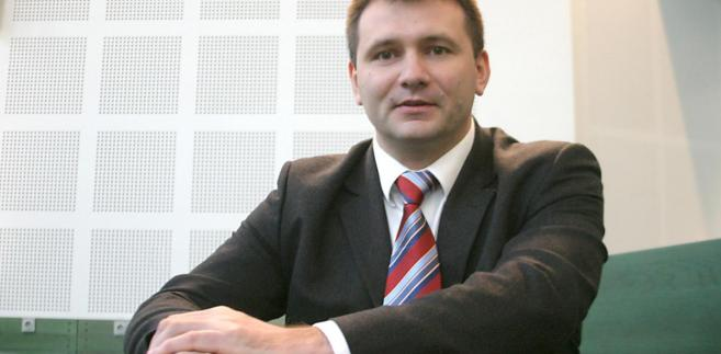 Waldemar Żurek /fot. Wojtek Górski
