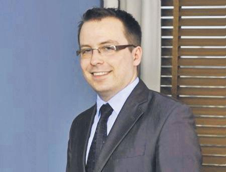 Dawid Mielcarski, adwokat Kancelaria KSP Legal & Tax Advice w Katowicach