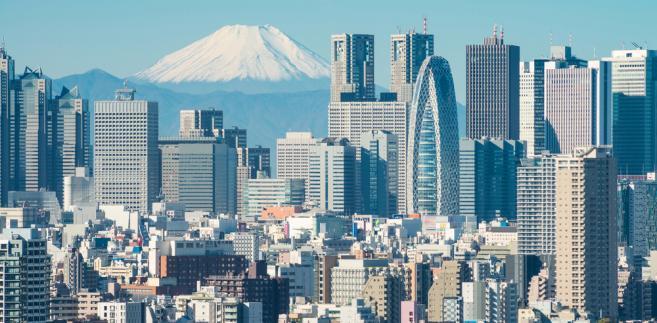 Tokio, miasto, Japonia
