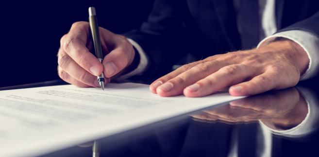 umowa prawo prawnik