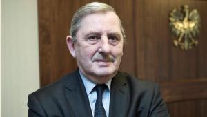 Roman Hauser, prezes Naczelnego Sądu Administracyjnego, przewodniczący Krajowej Rady Sądownictwa.