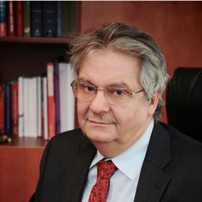 Profesor Piotr Kruszyński, przewodniczący Komisji Kodyfikacyjnej Prawa Karnego przy ministrze sprawiedliwości
