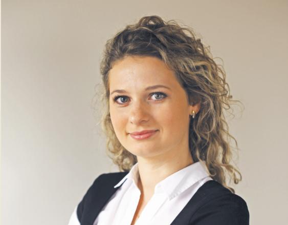 Kinga Nastałek-Fałowska prawnik z kancelarii Jedynak Rogowska
