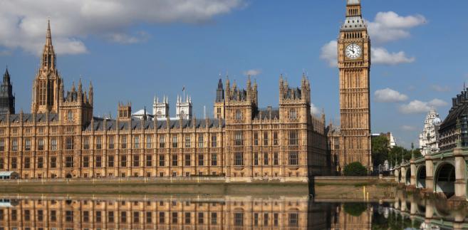 Londyn: Pałac Westminsterski