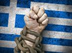 Grecja : Strajki i protesty przeciwko polityce gabinetu Tsiprasa