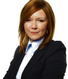 Paulina Józefczuk, adwokat, kieruje zespołem prawa konkurencji w kancelarii Wierzbowski Eversheds