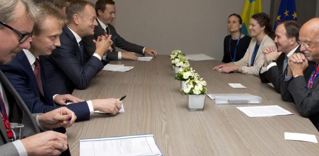 Rozpoczyna się szczyt UE dotyczący migracji