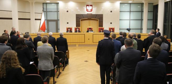Trybunał Konstytucyjny 9.12.2015