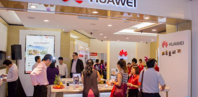 Huawei osiągnął pozycję numer jeden na rynku smartfonów