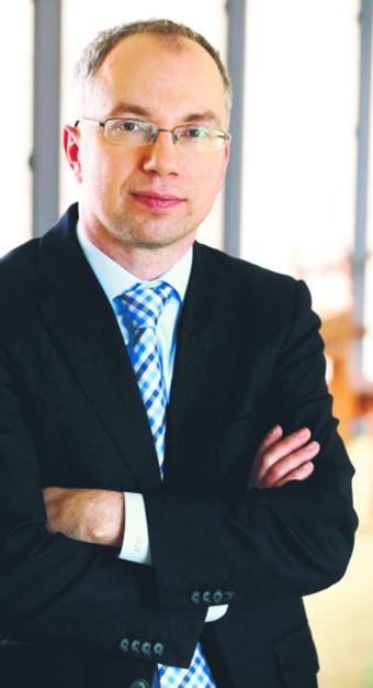 Roman Namysłowski partner w Crido Taxand, członek Rady Konsultacyjnej Prawa Podatkowego przy ministrze finansów