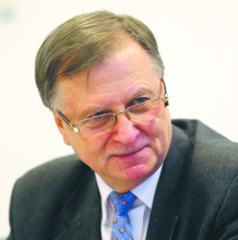 Andrzej Lewiński z-ca generalnego inspektora ochrony danych osobowych