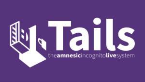 Logo systemu Tails, fot. Tchou/Wikimedia Commons, lic. cc-by 4.0