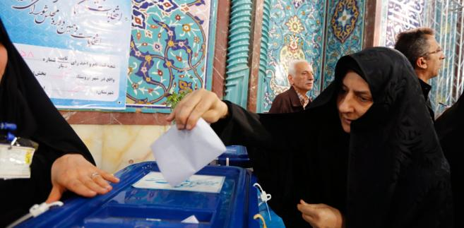 Wybory parlamentarne w Iranie