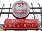 Trybunał Konstytucyjny działa dalej. Na starych zasadach