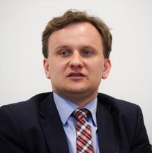 Bartosz Marczuk wiceminister rodziny, pracy i polityki społecznej