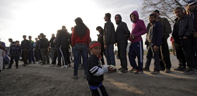 """""""Do Europy Środkowej dociera mniej uchodźców, ponieważ koczują oni w Grecji, gdzie mamy do czynienia z humanitarnym kryzysem"""" - powiedział Steinmeier"""