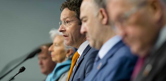 Spotkanie unijnych ministrów finansów