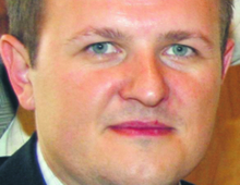 Dr Konrad Buczkowski pracownik Zakładu Kryminologii INP PAN
