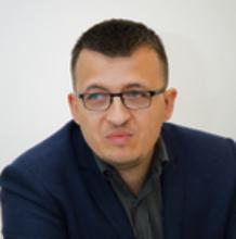 Krzysztof Chaciński burmistrz Radzymina
