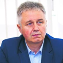 Jarosław Oleśniewicz inspektor kontroli skarbowej w departamencie kontroli skarbowej MF
