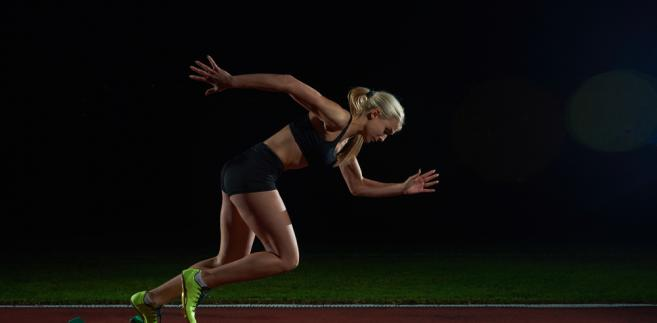 bieg, sport