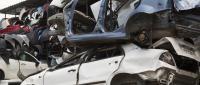złomowanie auta, złom, samochód