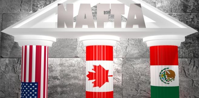 NAFTA, handel, umowy handlowe