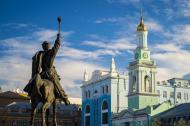 Nowy gracz na <strong>Ukrainie</strong>? Chiny są gotowe pomóc w rozwiązaniu konfliktu