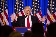 """""""WSJ"""": Donald Trump może być okazją do poprawy stosunków Polski z Unią Europejską"""