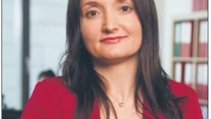 Anita Gołębiewska, dyrektor operacyjny w firmie SuperKsięgowa