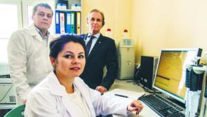 Dr Tomasz Jurczak, dr Iwona Wagner, prof. Maciej Zalewski