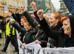 """Sąd: Grzywna za znieważenie symbolu Polski Walczącej podczas """"czarnego protestu"""""""