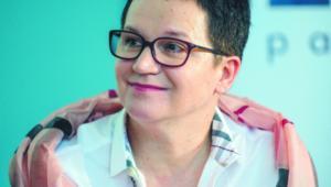 Elżbieta Piotrowska-Rutkowska, prezes Naczelnej Rady Aptekarskiej