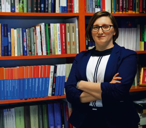 Marzena Kruk, dyrektor Archiwum Instytutu Pamięci Narodowej – Głównej Komisji Ścigania Zbrodni przeciwko Narodowi Polskiemu