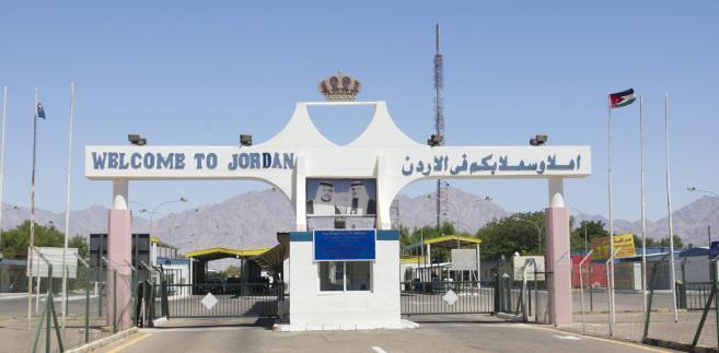 Granica izraelsko-jordańska