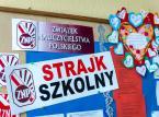 Rafalska: Strajk nauczycieli upolitycznił się