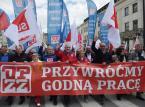 """1 maja: Święto Pracy w Warszawie pod hasłem """"Przywróćmy godną pracę"""""""