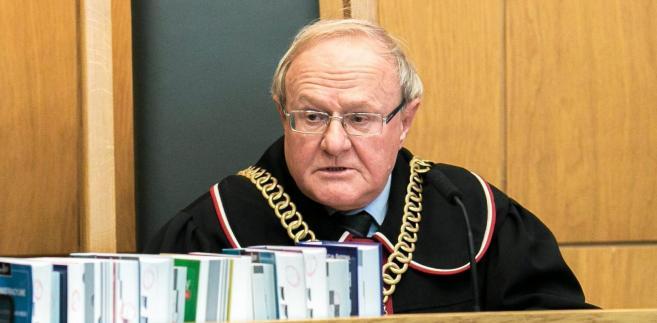 Sędzia Stanisław Biernat