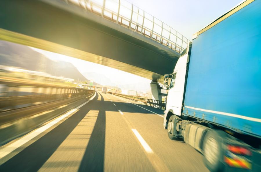 ciężarówka tir
