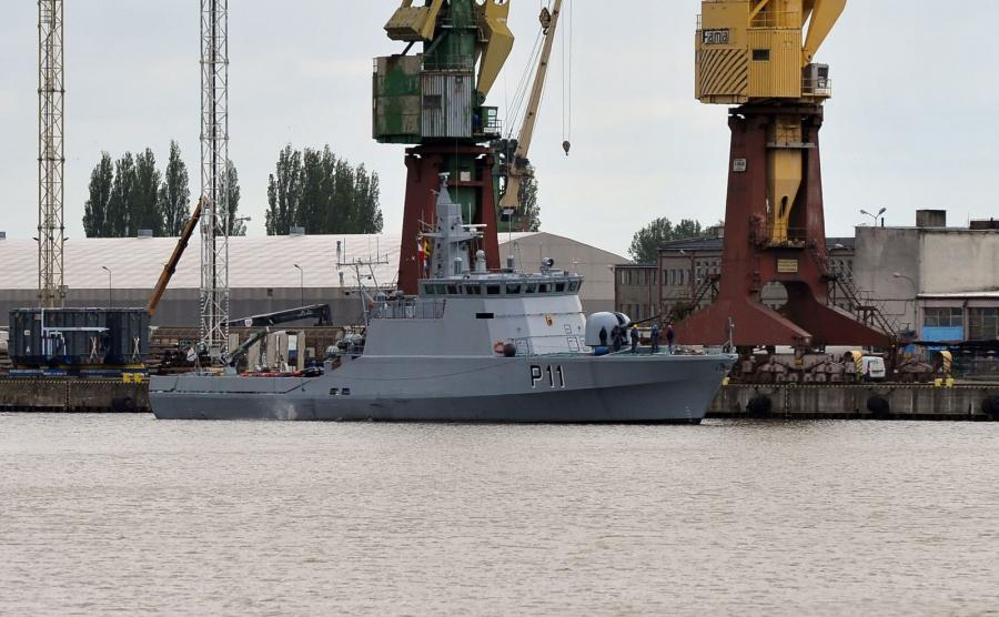 Międzynarodowe manewry na Bałtyku3