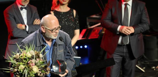 Laureat Nagrody im. Wisławy Szymborskiej Marcin Sendecki