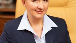 Hanna Blajer, prezes spółki audytorskiej Pol-Tax