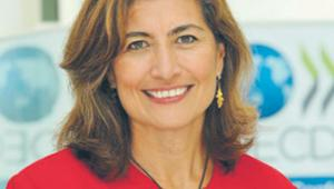 Gabriela Ramos, szefowa sztabu Organizacji Współpracy Gospodarczej i Rozwoju